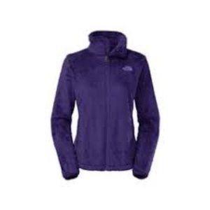 North face women's fleece osito jacket
